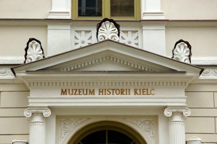 Bydynek Muzeum Historii Kielc